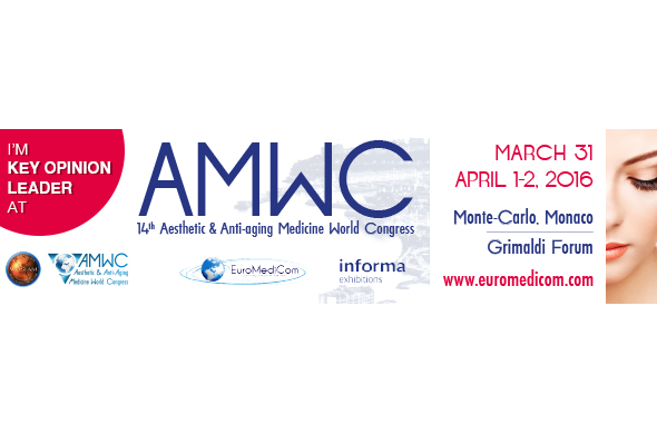 14th AMWC in Monaco March 2016